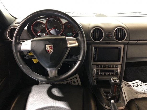 used 2007 Porsche Cayman for sale near me
