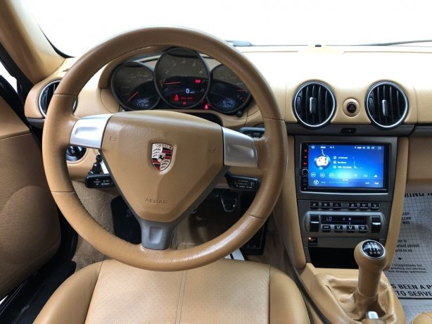 used 2008 Porsche Cayman for sale near me