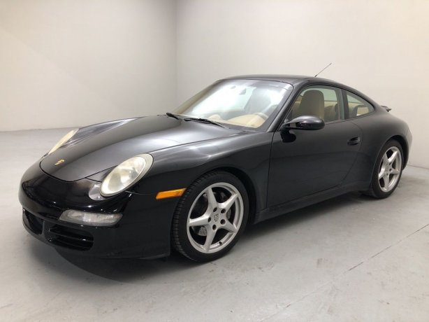 Used 2005 Porsche 911 for sale in Houston TX.  We Finance!