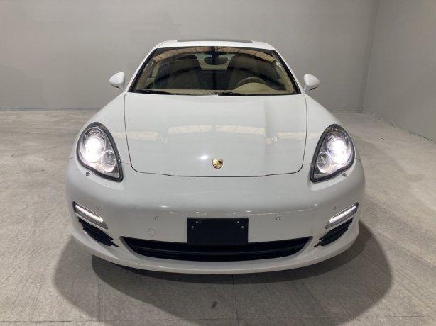 used Porsche
