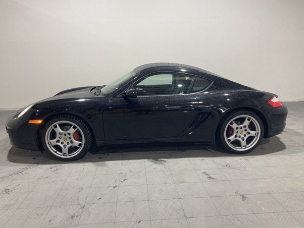 Used Porsche Cayman for sale in Houston TX.  We Finance!