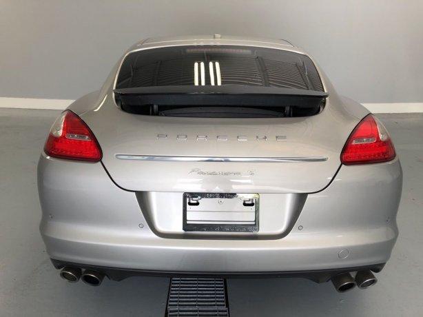 used 2012 Porsche Panamera