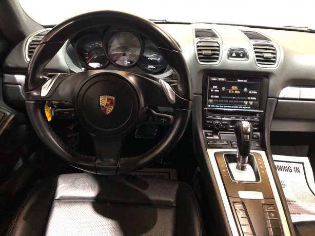 used 2015 Porsche Cayman for sale near me