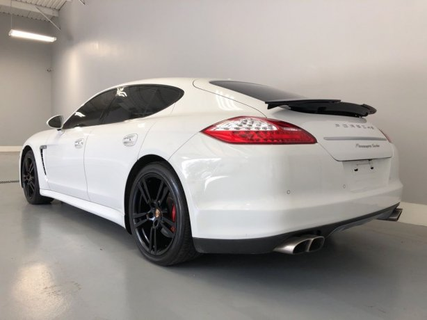 used Porsche Panamera for sale near me