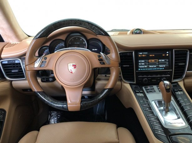 2013 Porsche Panamera for sale Houston TX