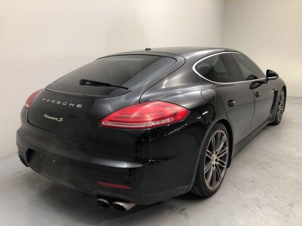 used Porsche Panamera E-Hybrid