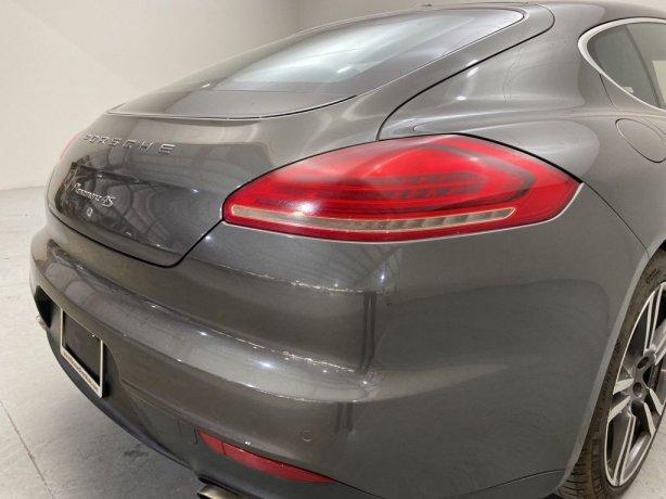 used 2014 Porsche Panamera for sale near me
