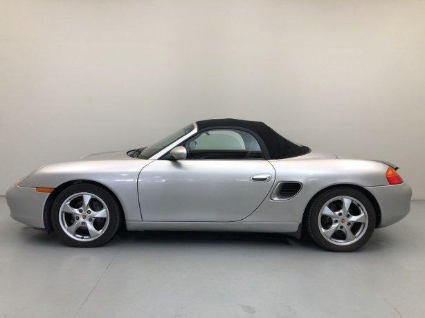 used 2002 Porsche Boxster for sale