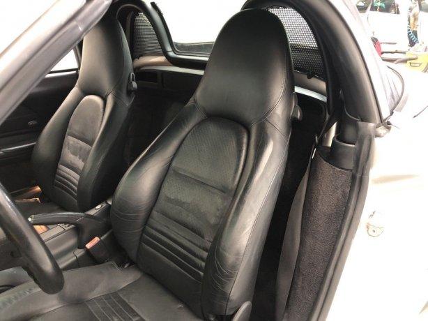 used 2002 Porsche Boxster for sale Houston TX