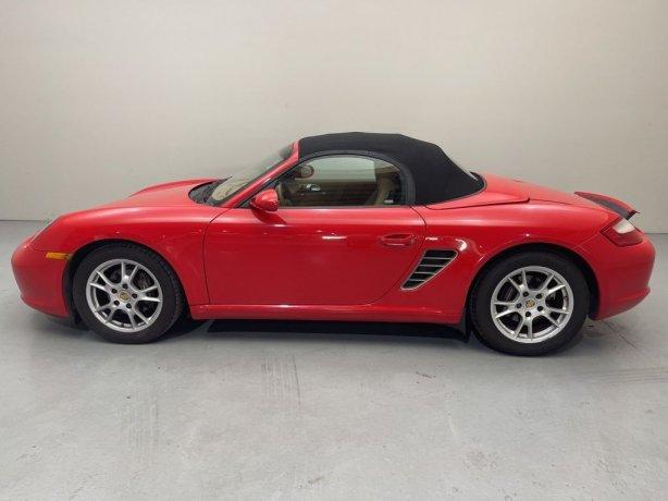 used 2008 Porsche Boxster for sale