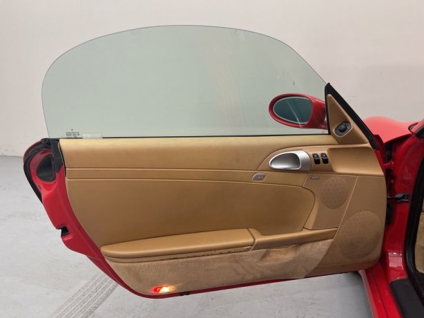 used 2008 Porsche Boxster for sale near me