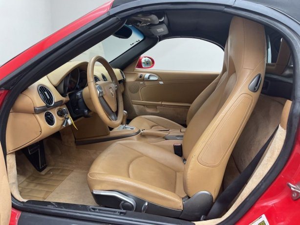 2008 Porsche Boxster for sale Houston TX