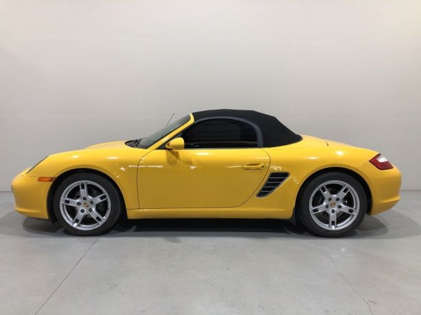 used 2005 Porsche Boxster for sale