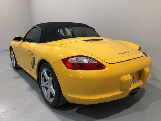 used Porsche Boxster for sale near me