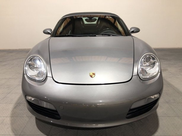 Used Porsche Boxster for sale in Houston TX.  We Finance!