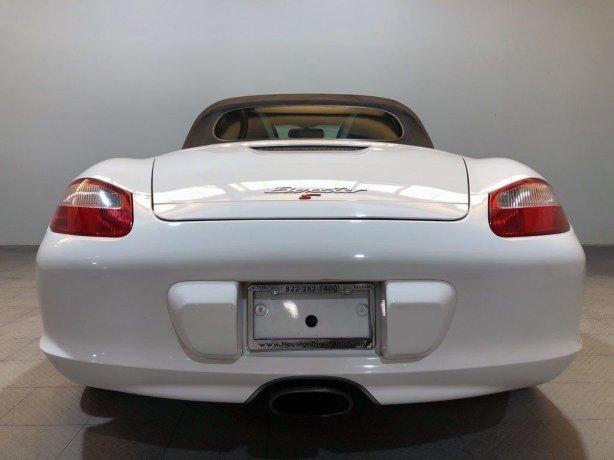 2008 Porsche Boxster for sale