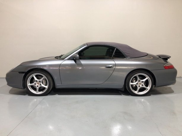 used 2002 Porsche 911 for sale