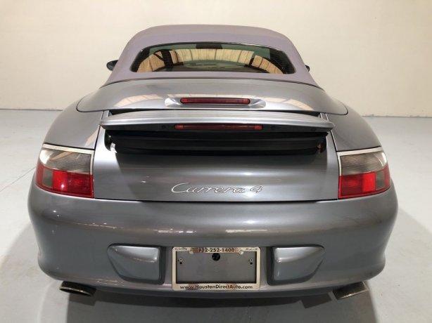 used 2002 Porsche 911