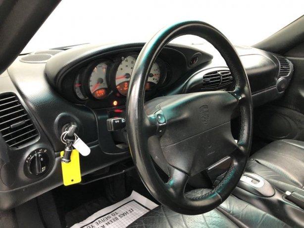 used 2000 Porsche 911 for sale Houston TX