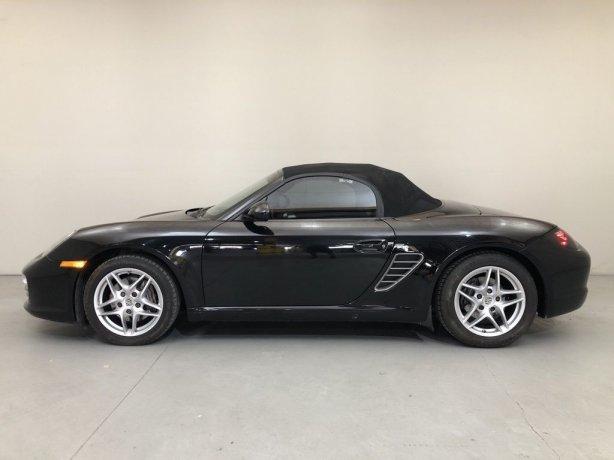 used 2011 Porsche Boxster