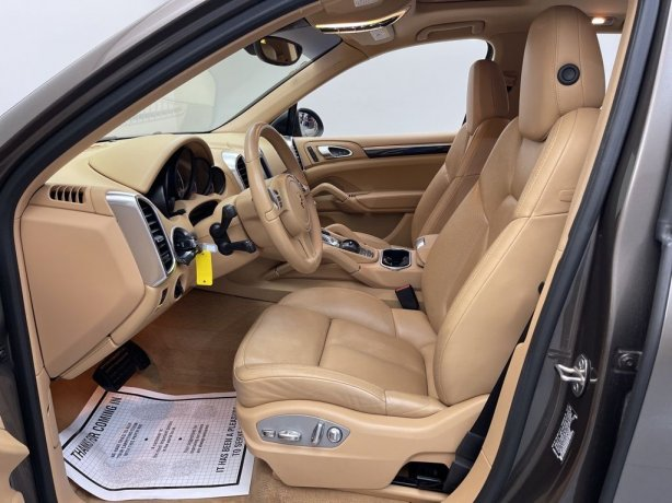 used 2013 Porsche Cayenne for sale Houston TX