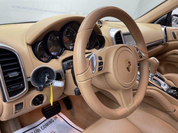 2013 Porsche Cayenne for sale Houston TX