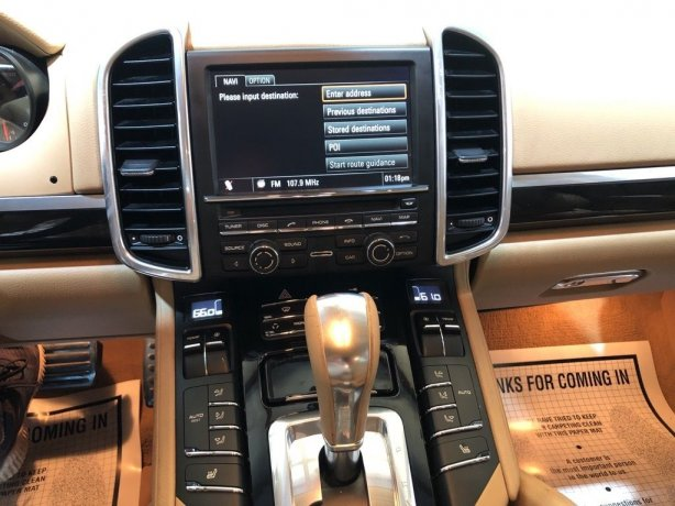 good used Porsche Cayenne for sale