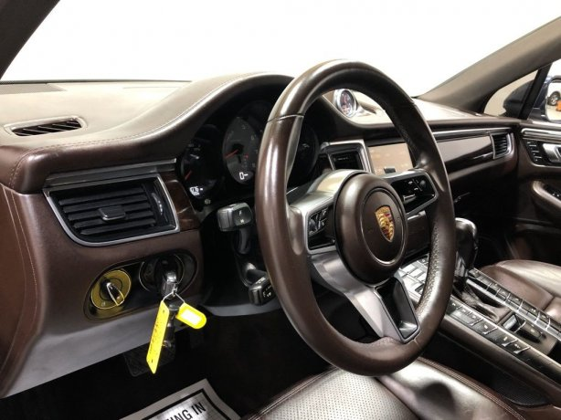 used 2015 Porsche Macan for sale Houston TX