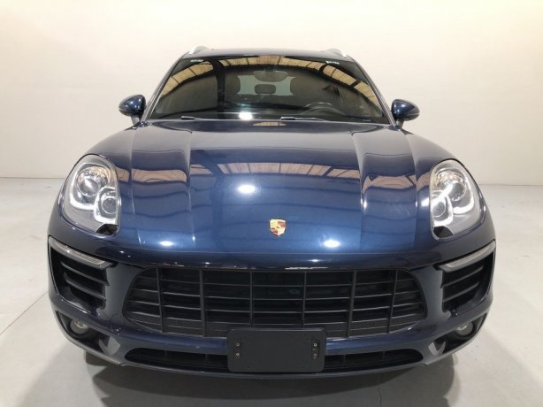 Used Porsche Macan for sale in Houston TX.  We Finance!