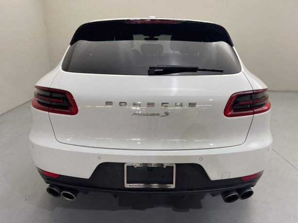 used 2016 Porsche for sale