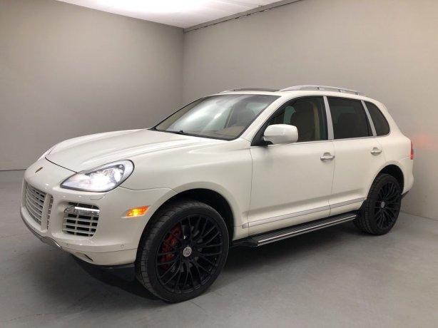 Used 2009 Porsche Cayenne for sale in Houston TX.  We Finance!