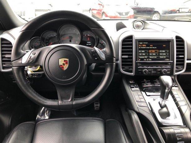 2014 Porsche Cayenne for sale Houston TX