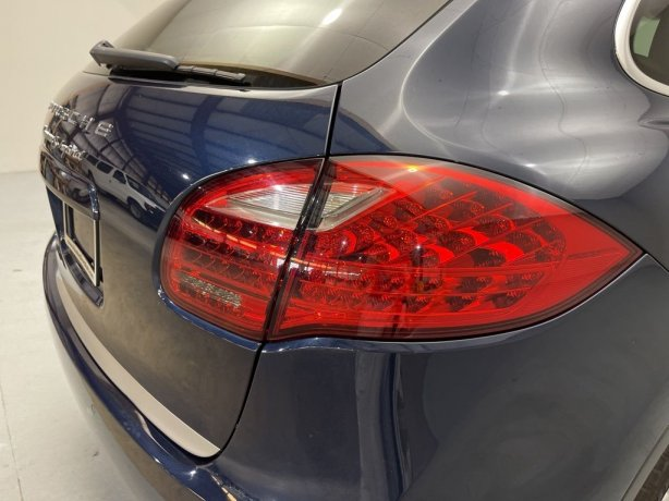 used Porsche Cayenne for sale near me