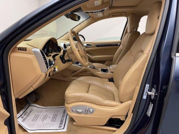 used 2012 Porsche Cayenne for sale Houston TX