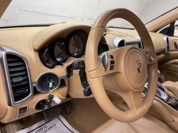 2012 Porsche Cayenne for sale Houston TX