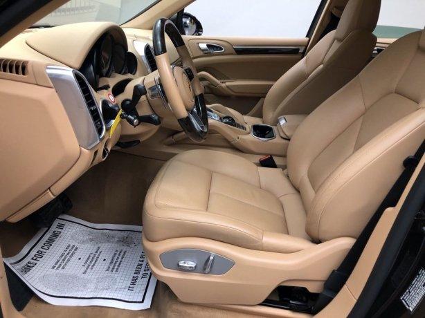 used 2015 Porsche Cayenne for sale Houston TX