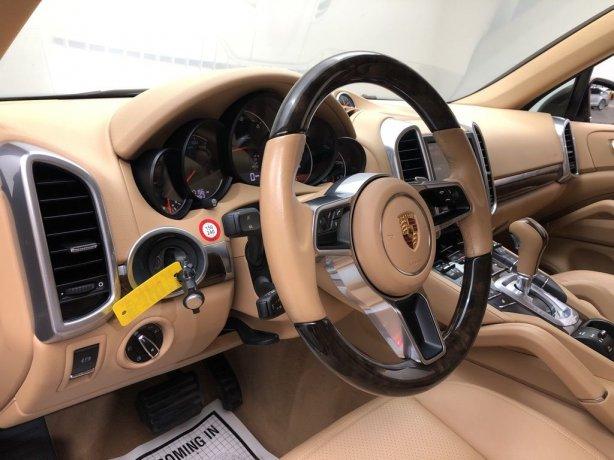 2015 Porsche Cayenne for sale Houston TX
