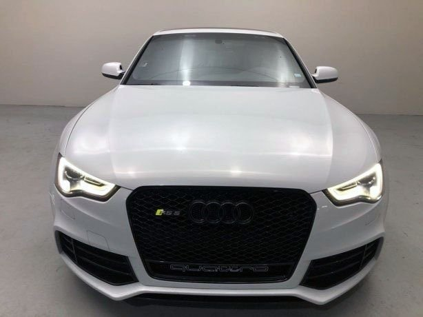 Used Audi RS 5 for sale in Houston TX.  We Finance!