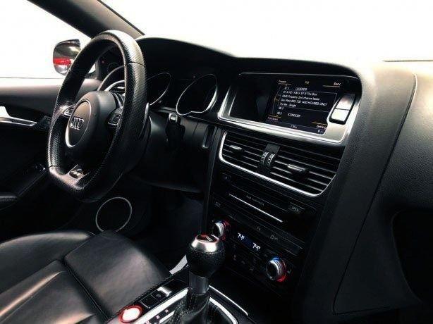 cheap Audi RS 5 for sale Houston TX