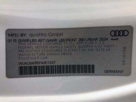Audi RS 5 near me