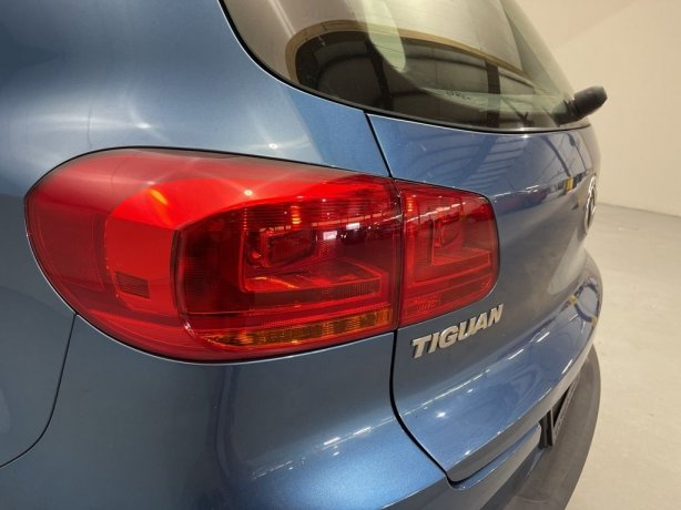 used 2018 Volkswagen Tiguan Limited for sale