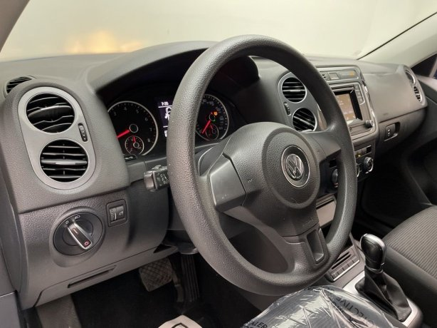 2018 Volkswagen Tiguan Limited for sale Houston TX