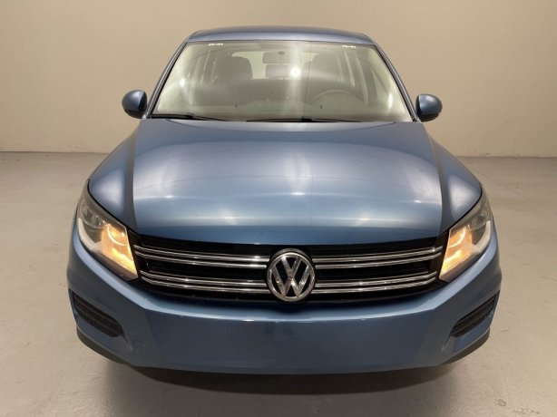 Used Volkswagen Tiguan Limited for sale in Houston TX.  We Finance!