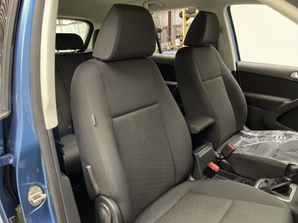 cheap Volkswagen Tiguan Limited for sale Houston TX