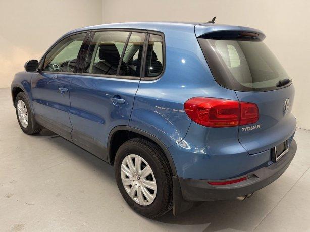 used Volkswagen Tiguan Limited