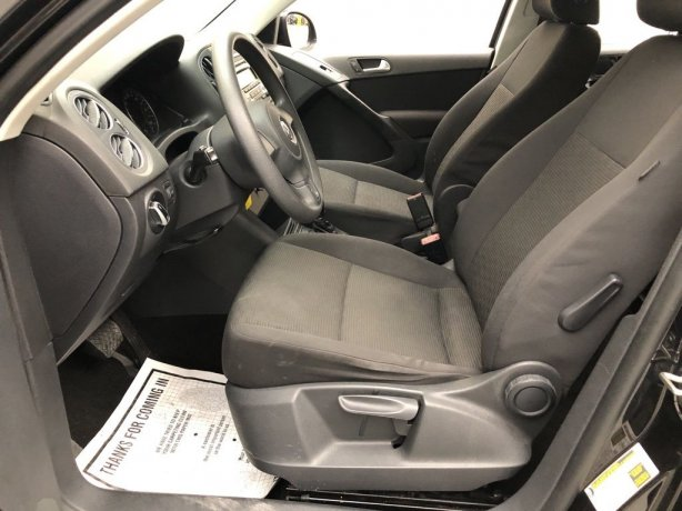 used 2012 Volkswagen Tiguan for sale Houston TX