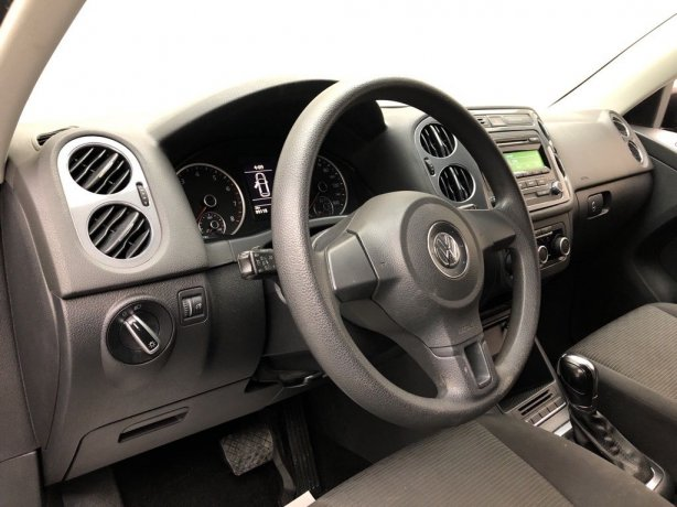 2012 Volkswagen Tiguan for sale Houston TX