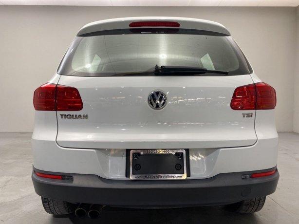 2016 Volkswagen Tiguan for sale