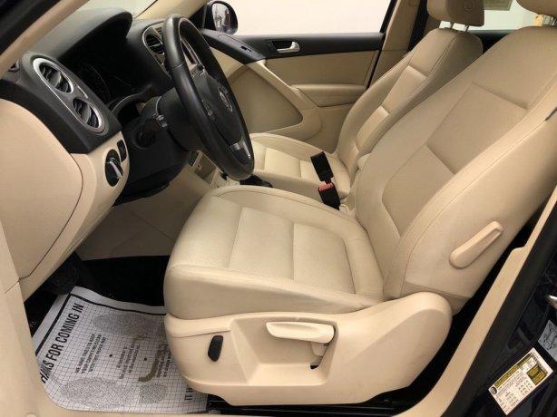 used 2016 Volkswagen Tiguan for sale Houston TX