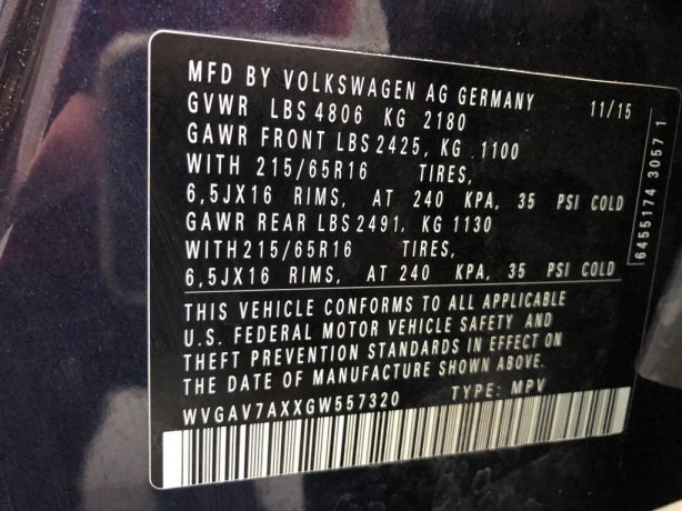 Volkswagen Tiguan cheap for sale
